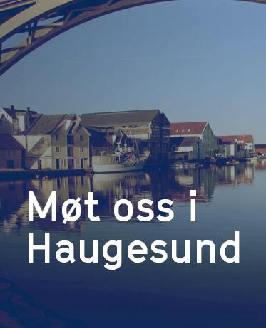 Infomøte Haugesund